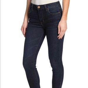 STS BLUE Ellie high waisted ankle skinny jeans